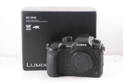 98/松下GH5数码微单相机机身  4K视频旗舰机 (带包装)