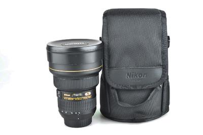 98新 尼康 AF-S Nikkor 14-24mm f/2.8G ED