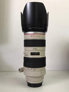 特价佳能小白镜头 EF70-200/2.8L  特价底价出售