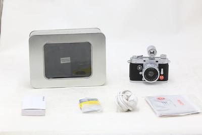 【情迷海印店】【全新】美乐时dcc 5.1经典 数码相机 银