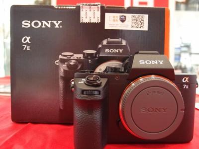 98新 索尼A7M2全画幅相机,成色新净,行货配件齐全!