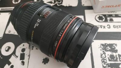 佳能 EF 24-70mm f/2.8L USM全画幅数码单反镜头