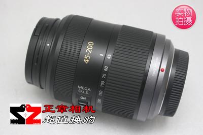 98新 松下 G  45-200mm f/4.0-5.6  O.I.S. 微单镜头