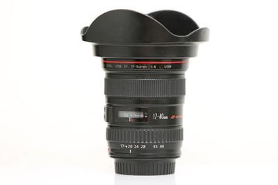 紧急出手佳能 EF 17-40mm f/4L USM,价格可商量2018.6.8