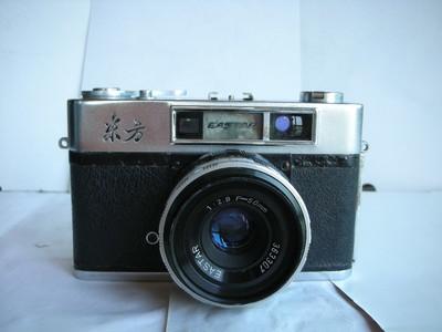 较新东方S3机械快门旁轴相机,收藏使用