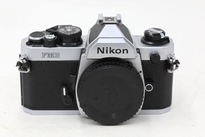 【情迷海印店】尼康Nikon FM2 钛帘 银 (NO:6925)