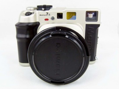 华瑞摄影器材-玛米亚珍珠白Mamiya 7 II 带50/4.5套机