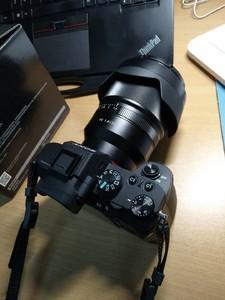 索尼 ILCE-7M2+FE 35 1.4 ZA 镜头
