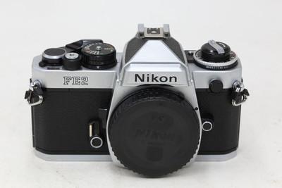【情迷海印店】 尼康 Nikon FE2 银 钛帘(NO:9202)