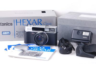 【120周年限量版】柯尼卡 HEXAR AF+35/2 #jp19960
