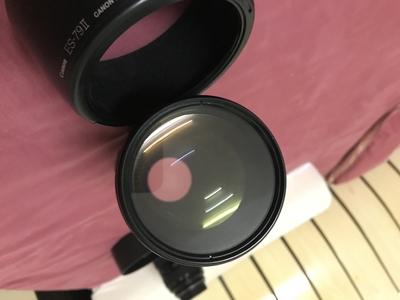 EF80-200 F2.8 俗称老黑镜头 自用