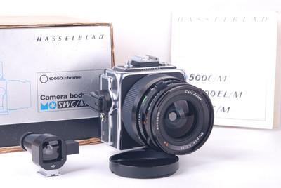 哈苏 星版SWC/M+CF 38/4.5 T* 带包装 #jp19961