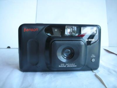 很新BENSON牌袖珍胶片相机,收藏使用