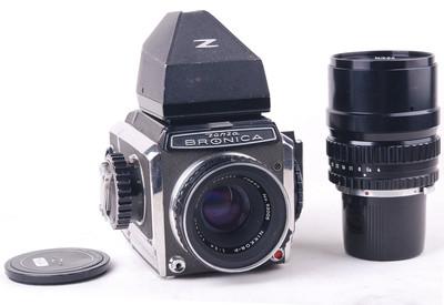 碧浪之家 S型 带 75/2.8+200/4 一机双镜 #jp19899X