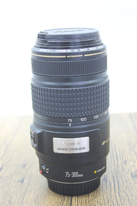 佳能 EF 75-300mm f/4-5.6 IS 超声波自动IS防抖镜头