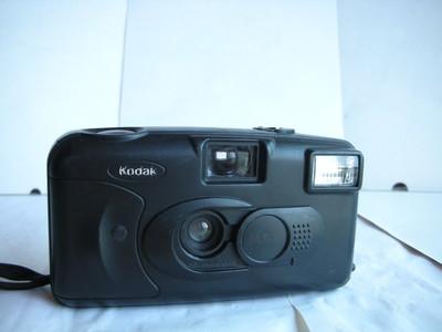 较新柯达MAX定焦镜头自动曝光相机,收藏使用