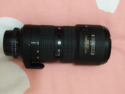 尼康AF80-200/2.8 D  ED