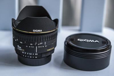 适马 15mm f/2.8 EX DG 尼康卡口