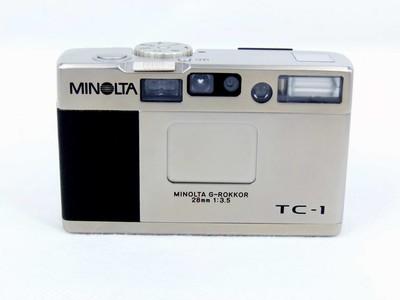 华瑞摄影器材-美能达Minolta TC-1