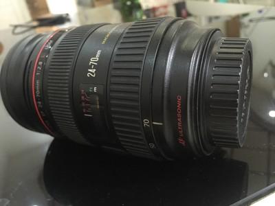 诚心出售自用佳能 EF 24-70mm f/2.8L USM