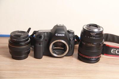 成色极佳的佳能 6D和全新的两款镜头出,买来练手的来