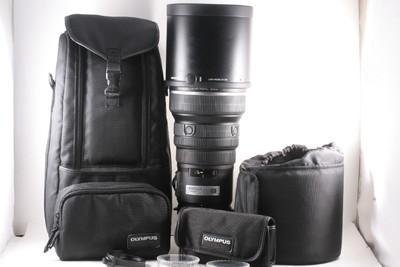 98/奥林巴斯 ZUIKO DIGITAL ED 300mm f/2.8 成色极新