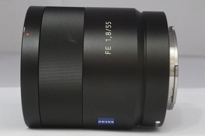 索尼 Sonnar T* FE 55/1.8 ZA(SEL55F18Z)(NO:7126)*