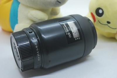 宾得 百微 PENTAX SMC FA 100MM F2.8 宾得自动头 专业微距镜头