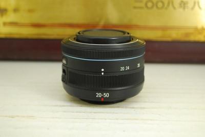 97新 三星 20-50 F3.5-5.6 II ED 微单镜头 二代广角中焦标配挂机