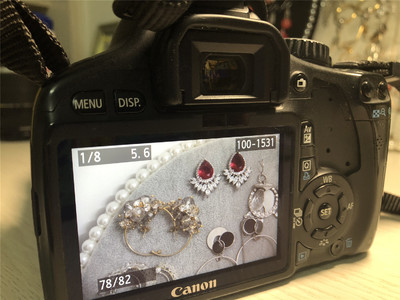 佳能 550D 自用单反相机一机2镜低价出