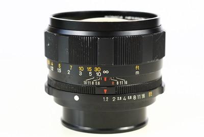 柯尼卡 Konica AR 57/1.2 镜头 AR口大光圈标头