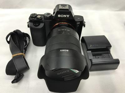 索尼ILCE+24-70/4全幅微单数码相机