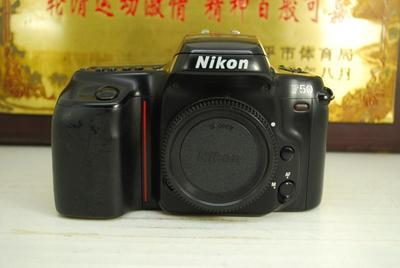 尼康 F50 135胶卷电子单反相机 胶片机 收藏模型道具摆设