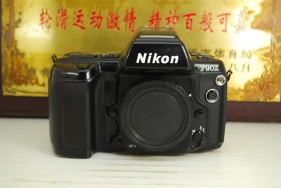 尼康 F90X 135胶卷电子单反相机 胶片机 收藏模型道具摆设
