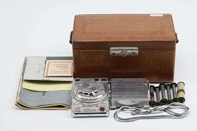 瑞士COMPASS复杂功能袖珍相机带胶卷盒#HK7701