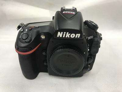 Nikon/尼康 D810全画幅单反相机D810单机身