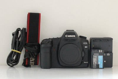 92新二手Canon佳能 5D2 单机 无敌兔 高端相机(504476成)