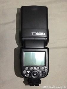 【Sony索尼口闪光灯热靴机顶】神牛TT685s