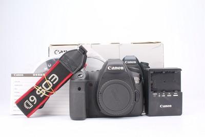 95新二手Canon佳能 6D 单机 高端单反相机(002177京)