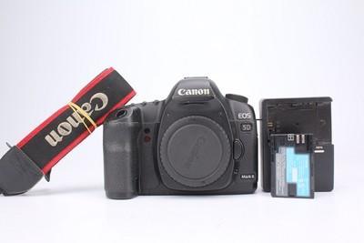 94新二手Canon佳能 5D2 单机 无敌兔 高端相机(303358津)