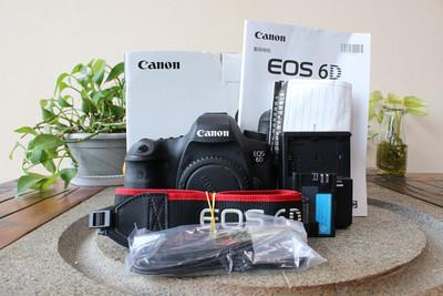 95新二手Canon佳能 6D 单机 高端单反相机 000287武