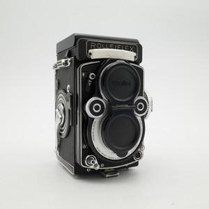 禄来 禄莱 双反 Rolleiflex 3.5F 白脸 Planar 75/3.5 美品