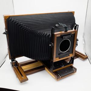 沙慕尼 Chamonix 8X20 特制版 超大画幅相机 第002号机 收藏品