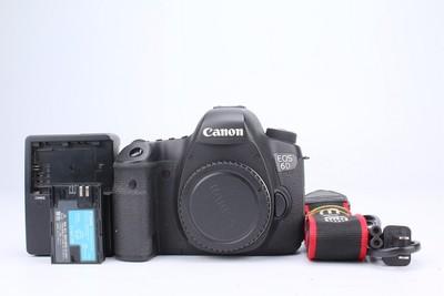 94新二手Canon佳能 6D 单机 高端单反相机(006394津)