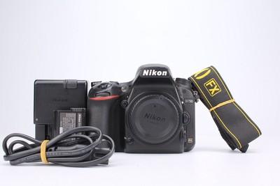 95新二手Nikon尼康 D750 单机 快门12168次(501837津)