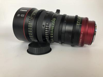 其他  出一支佳能30-105高清4K电影镜头!