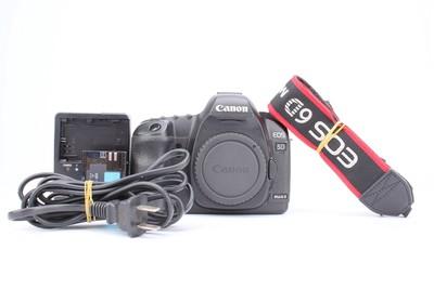 94新二手Canon佳能 5D2 单机 无敌兔 高端相机(303483武)