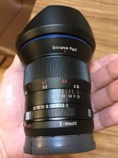老蛙(LAOWA)FE 15mm F2 微单摄影镜