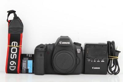96新二手Canon佳能 6D 单机 高端单反相机(000932京)