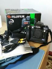 99新箱说全 富士S3  Fujifilm Fin